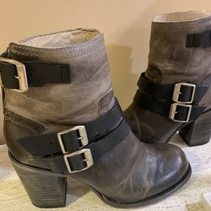 NWOB Freebird Baxter Booties